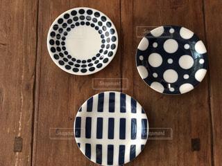 木製のテーブルの写真・画像素材[2182176]