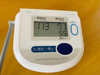 家庭用血圧計の写真・画像素材[2248899]