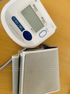 家庭用血圧計の写真・画像素材[2248901]