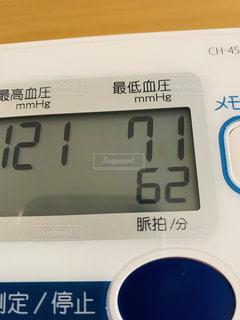 家庭用血圧計。の写真・画像素材[2248906]