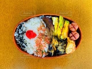 お弁当の写真・画像素材[2495996]