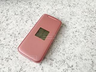 携帯電話のクローズアップの写真・画像素材[2939726]