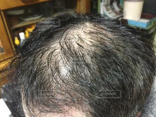 頭髪の写真・画像素材[1828788]