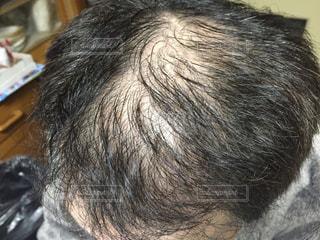頭髪の写真・画像素材[1828789]