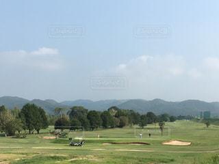 ゴルフ場の写真・画像素材[2458034]