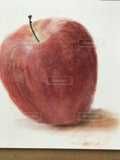 赤いりんごの写真・画像素材[1774352]
