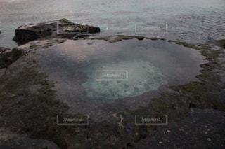 奄美のハートロックの写真・画像素材[1783368]
