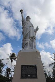 グアムの自由の女神の写真・画像素材[1862160]