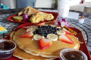 ハワイのパンケーキの写真・画像素材[1862162]