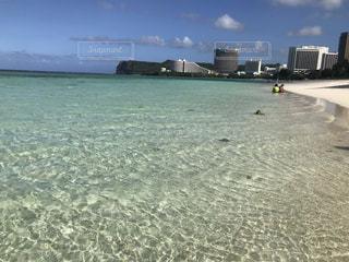 グアムのビーチの写真・画像素材[2823482]
