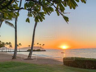 ハワイ カハラ サンライズの写真・画像素材[1783263]