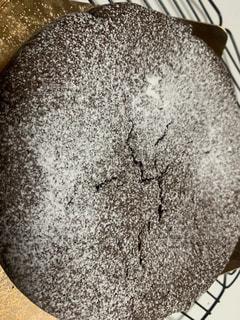 ガトーショコラの写真・画像素材[1789757]