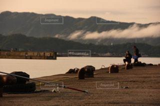 漁港の写真・画像素材[2097057]