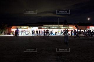 祭りの後の写真・画像素材[1785506]