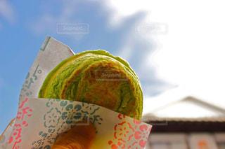梅ヶ枝餅の写真・画像素材[2500818]