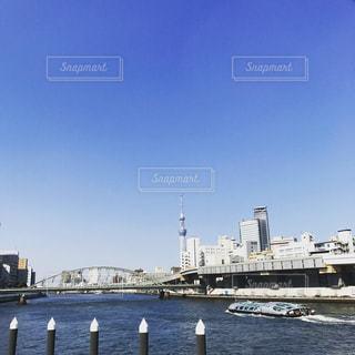 水体の大型船の写真・画像素材[1780537]