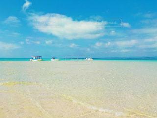 石垣島からまぼろしの島への写真・画像素材[1800484]