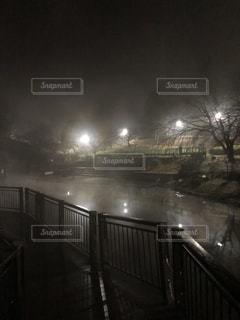 夜の公園は怖いですの写真・画像素材[1781371]