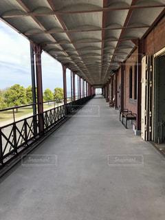 赤レンガ倉庫の写真・画像素材[2485775]