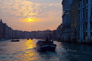 ベネツィアの朝の写真・画像素材[1782949]