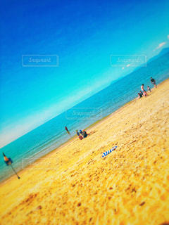 ビーチと砂浜の美しさの写真・画像素材[1784948]