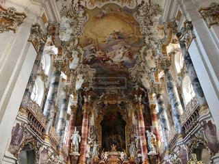 教会の内部の写真・画像素材[1785045]