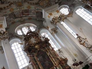 教会の内部の写真・画像素材[1785564]