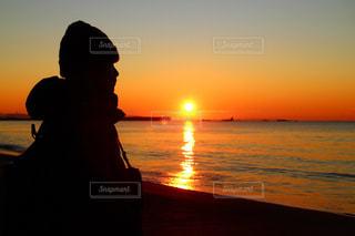 日の出の写真・画像素材[1786035]