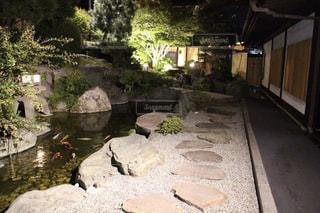 日本庭園の写真・画像素材[1787990]