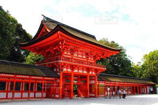 下鴨神社の写真・画像素材[1797256]