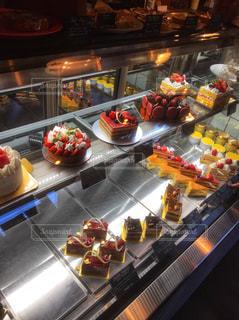ケーキ屋さんの写真・画像素材[2001781]