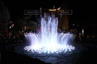 噴水の写真・画像素材[2071141]
