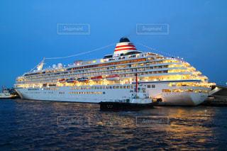 豪華客船の写真・画像素材[2082571]