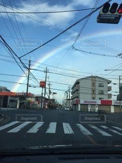 虹の写真・画像素材[62471]