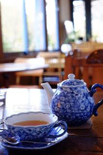 カフェにての写真・画像素材[1789602]