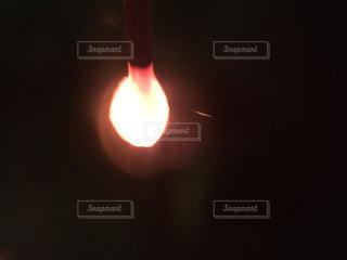 線香花火の写真・画像素材[1816004]