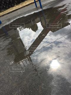 雨上がりの公園の写真・画像素材[1818850]