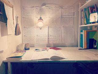 机、受験生の写真・画像素材[1790587]