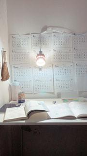 机、受験生の写真・画像素材[1790588]
