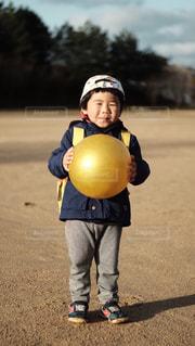 ボールが大好きの写真・画像素材[1793986]