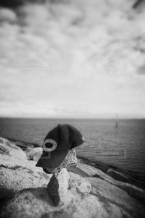 ロックバランシングの写真・画像素材[1883451]