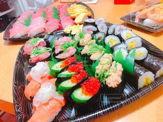 お寿司〜«٩(*´ ꒳ `*)۶»の写真・画像素材[1794549]