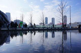 冬の大阪駅の写真・画像素材[1796545]