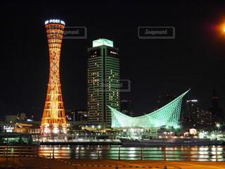 神戸の夜景の写真・画像素材[1796983]