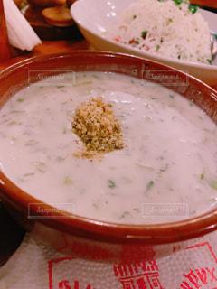 スープのボウルの写真・画像素材[1795787]