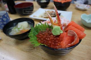 海鮮丼の写真・画像素材[1798842]