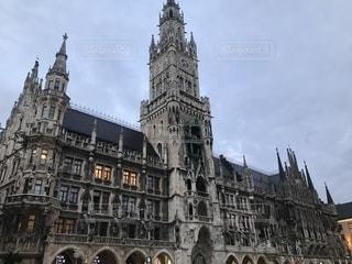 ミュンヘン市庁舎の写真・画像素材[1805442]