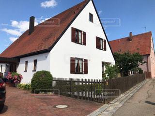 ドイツの友達のお家ですの写真・画像素材[3450966]