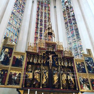 教会の写真・画像素材[3460422]