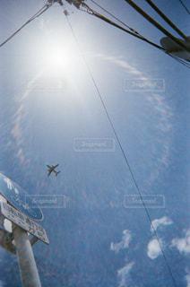飛行機の写真・画像素材[1853596]